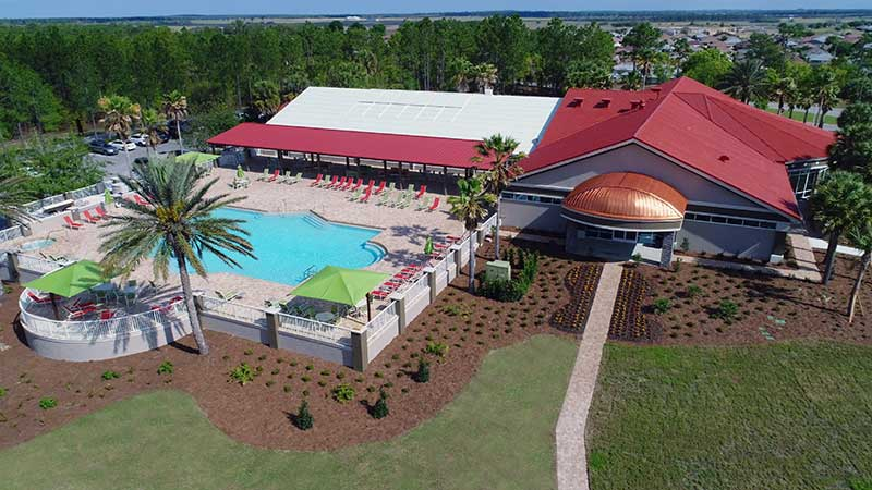 Arbor Fitness Center at On Top of the World Retirement Community Ocala, FL