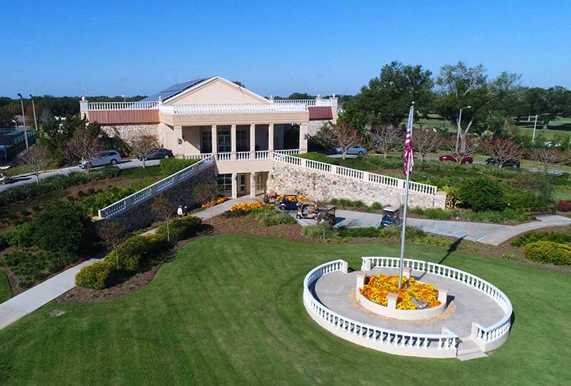 Recreation Center in On Top of the World Ocala Florida Retirement Communities