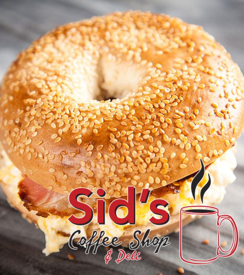 Sid's Coffee Shop & Deli at Circle Square Commons at On Top of the World Retirement Communities Florida. Open to the public!