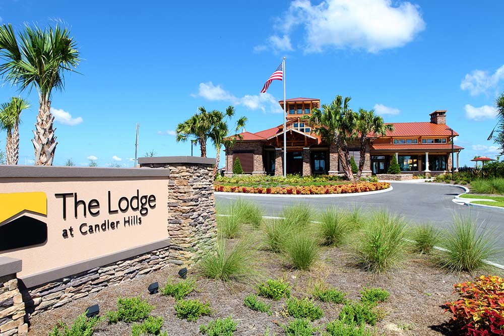 The Lodge at Candler Hills On Top of the World Communities Ocala, FL