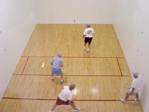 raquet-ball