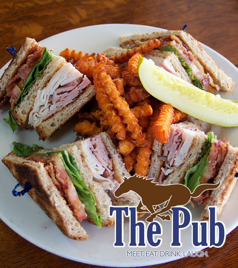 The Pub at On Top of the World Retirement Community Florida. Exclusively for On Top of the World residents and their guests.