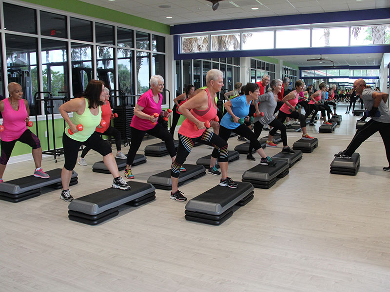 Group Fitness at The Arbor Fitness Center