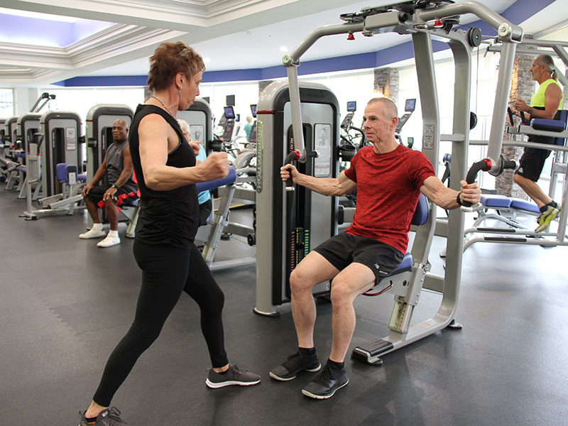 Personal Training at The Arbor Fitness Center